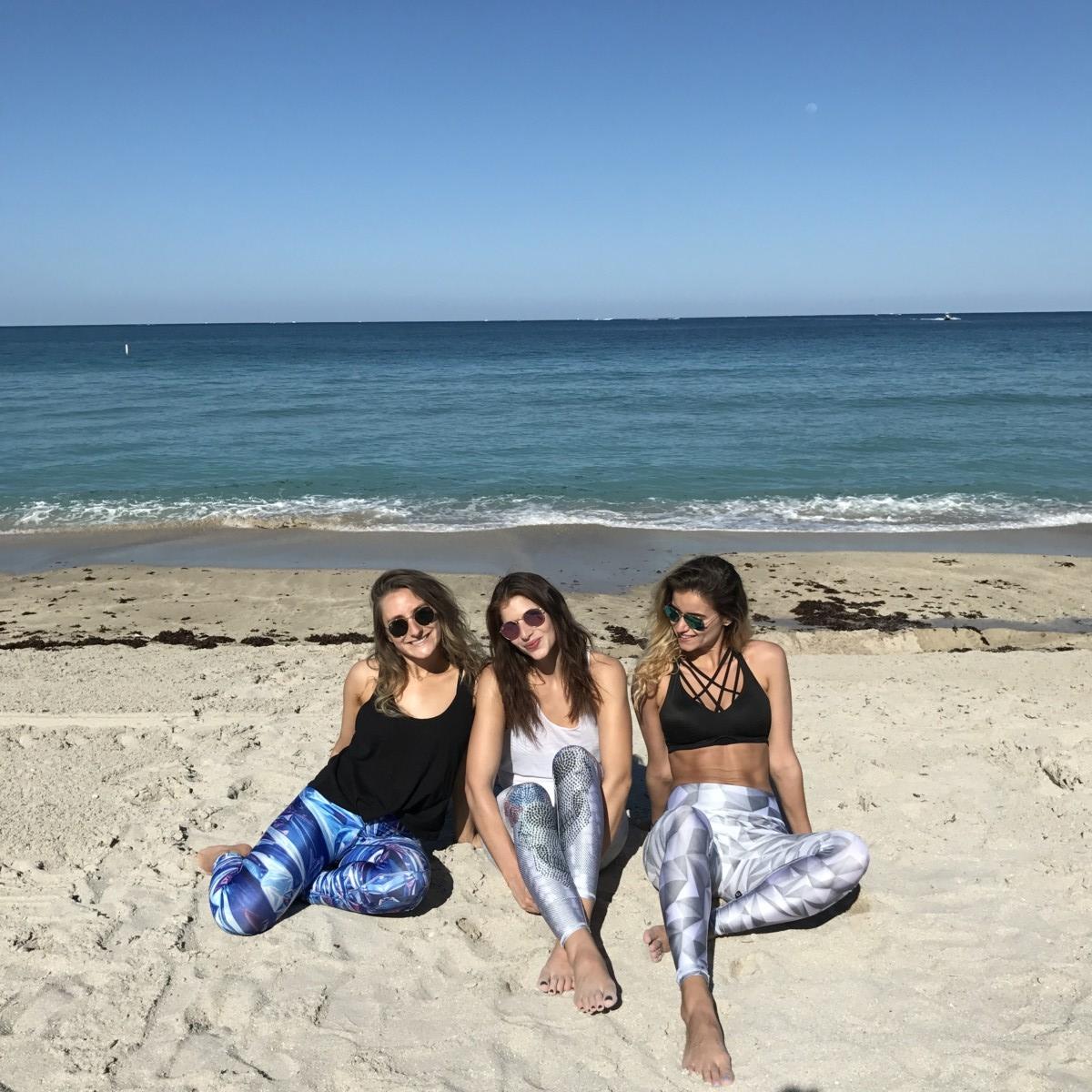 Miami Insta-Fit Weekend Recap – Kale & Krunches