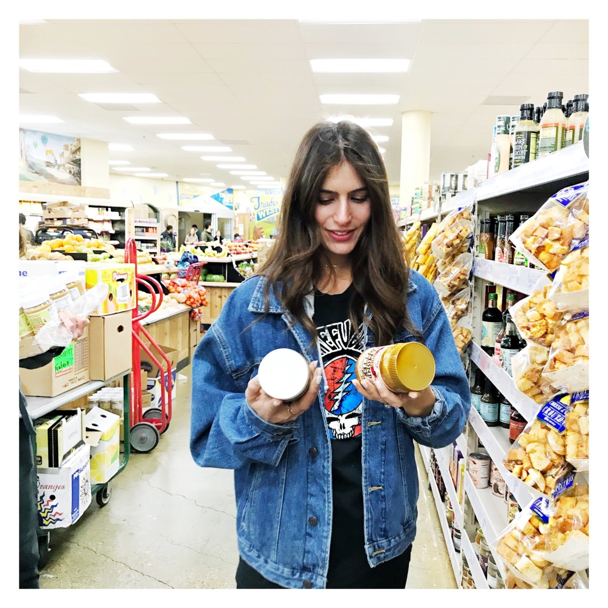 Healthy Grocery Haul – Kale & Krunches